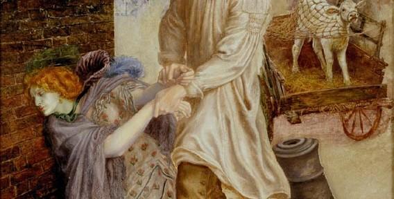"""""""Found"""" by D.G. Rossetti"""